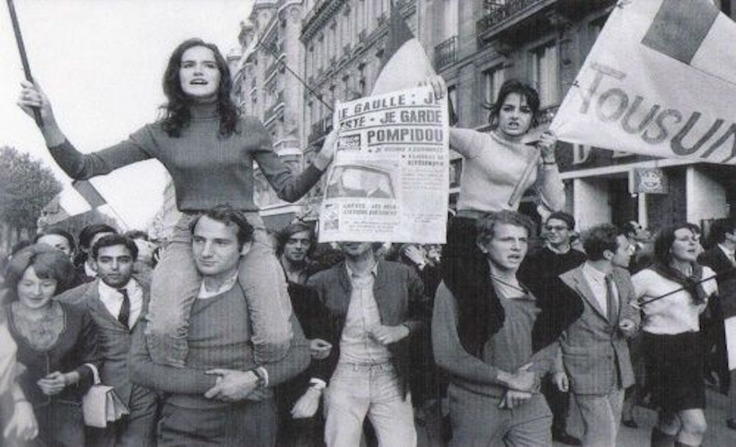 Paris-May-1968