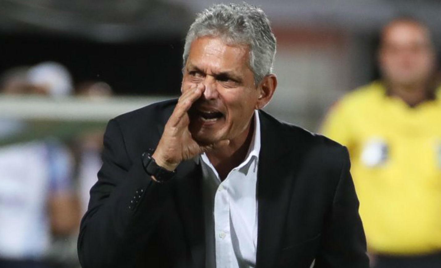 Reinaldo Rueda. Foto: Gilvan de Souza/Flamengo