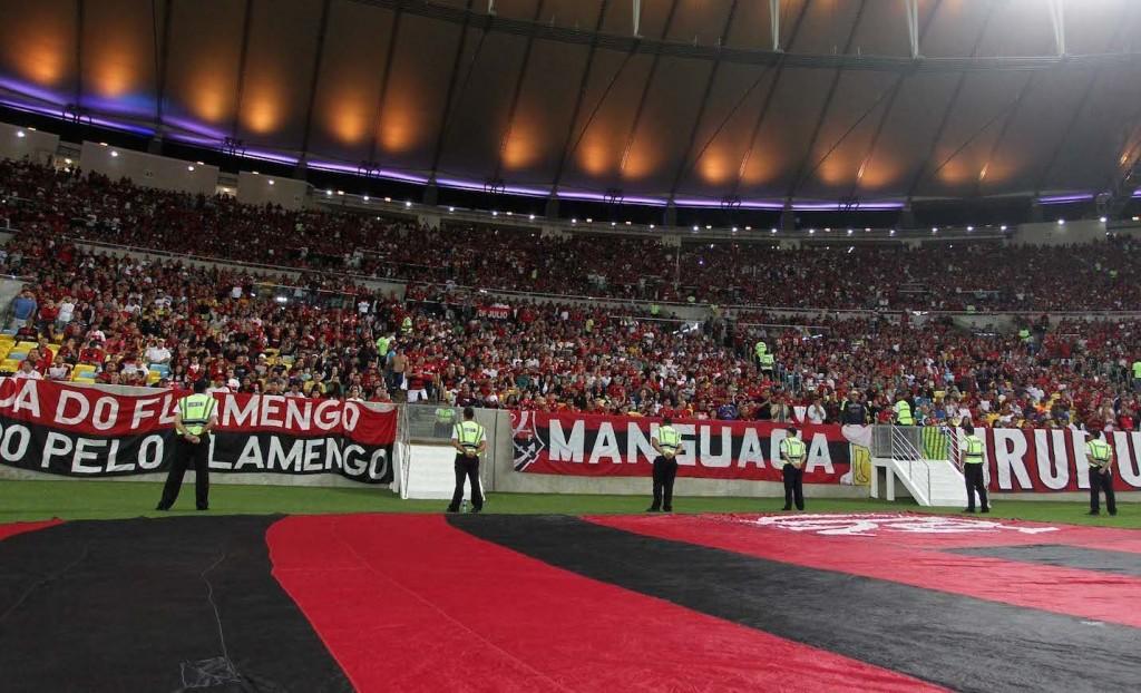 Jogo realizado no Estádio Mario Filho - Maracanã 28/07/2013