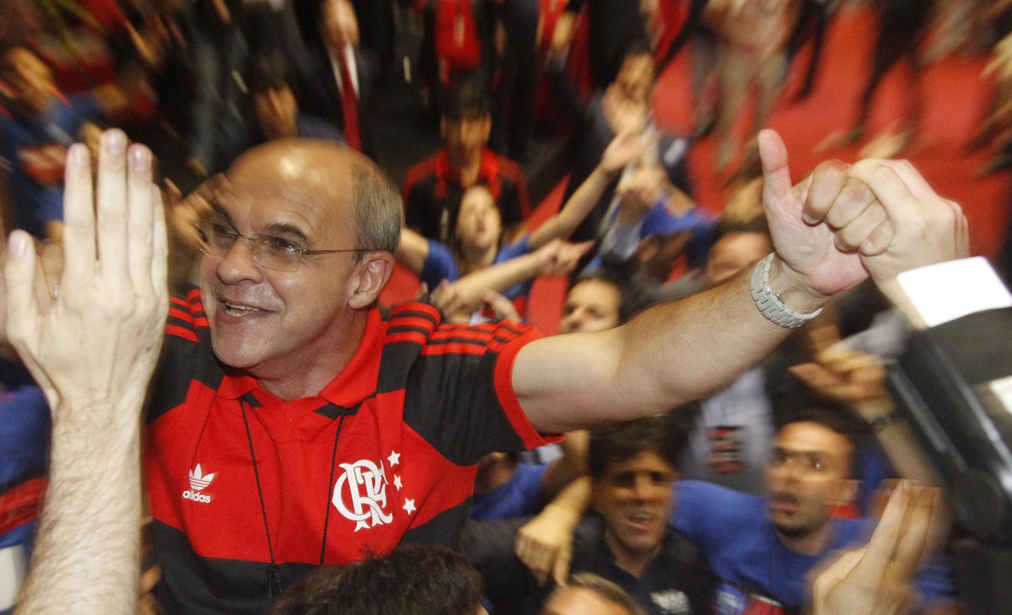 Eduardo Bandeira em 2012 Foto Gilvan