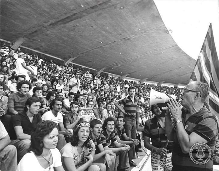 Jaime de Carvalho e a Charanga no Maracanã