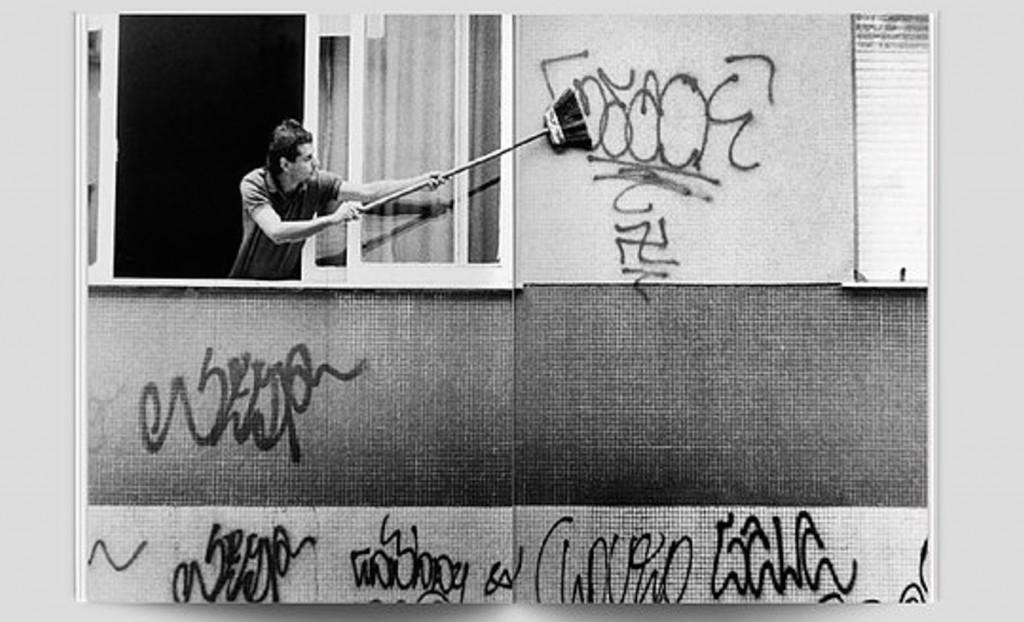 Imagem do livro Xarpi. Foto: Celso Meira, 1986 / Agência O Globo
