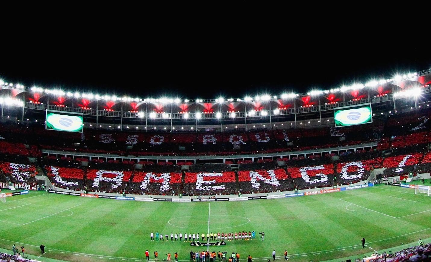 Mosaico Foto Flamengo