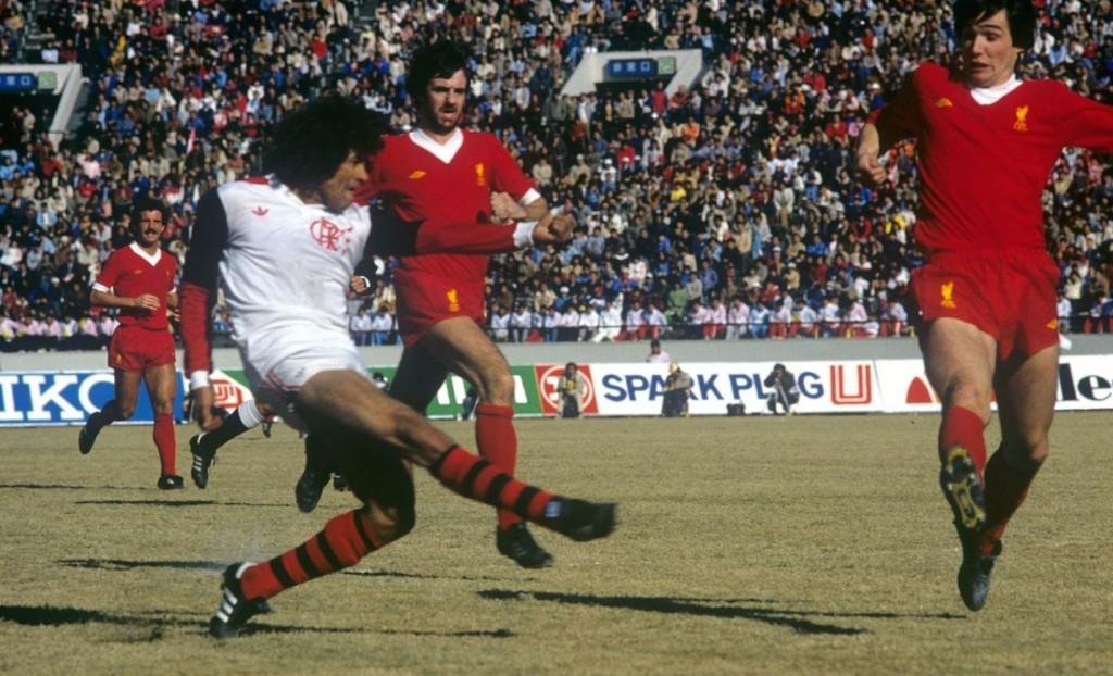 Nunes Liverpool Flamengo 1981