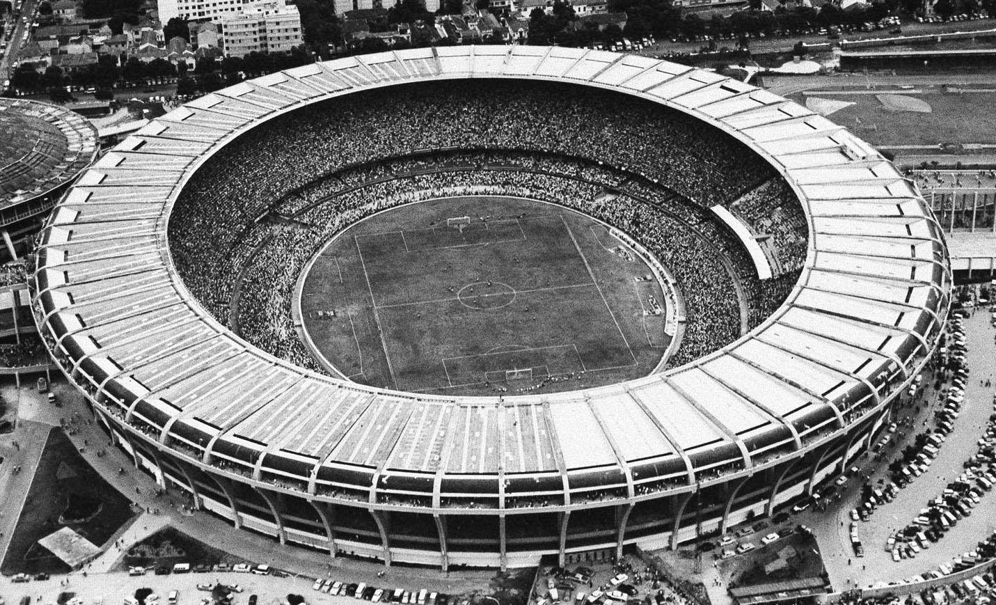 Maracana Stadium 1965