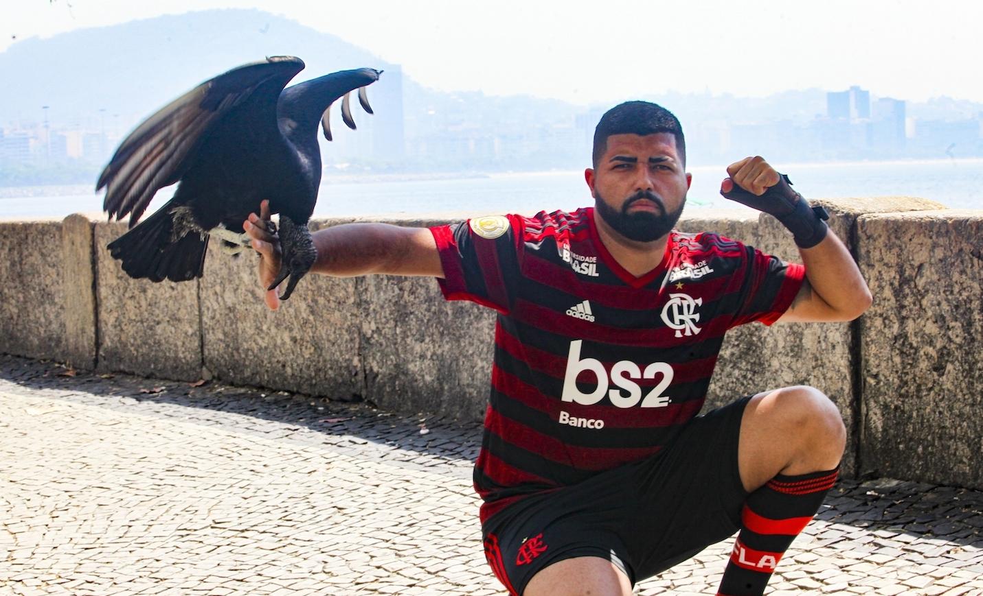 Gabigordo e Urubu Chico no Rio