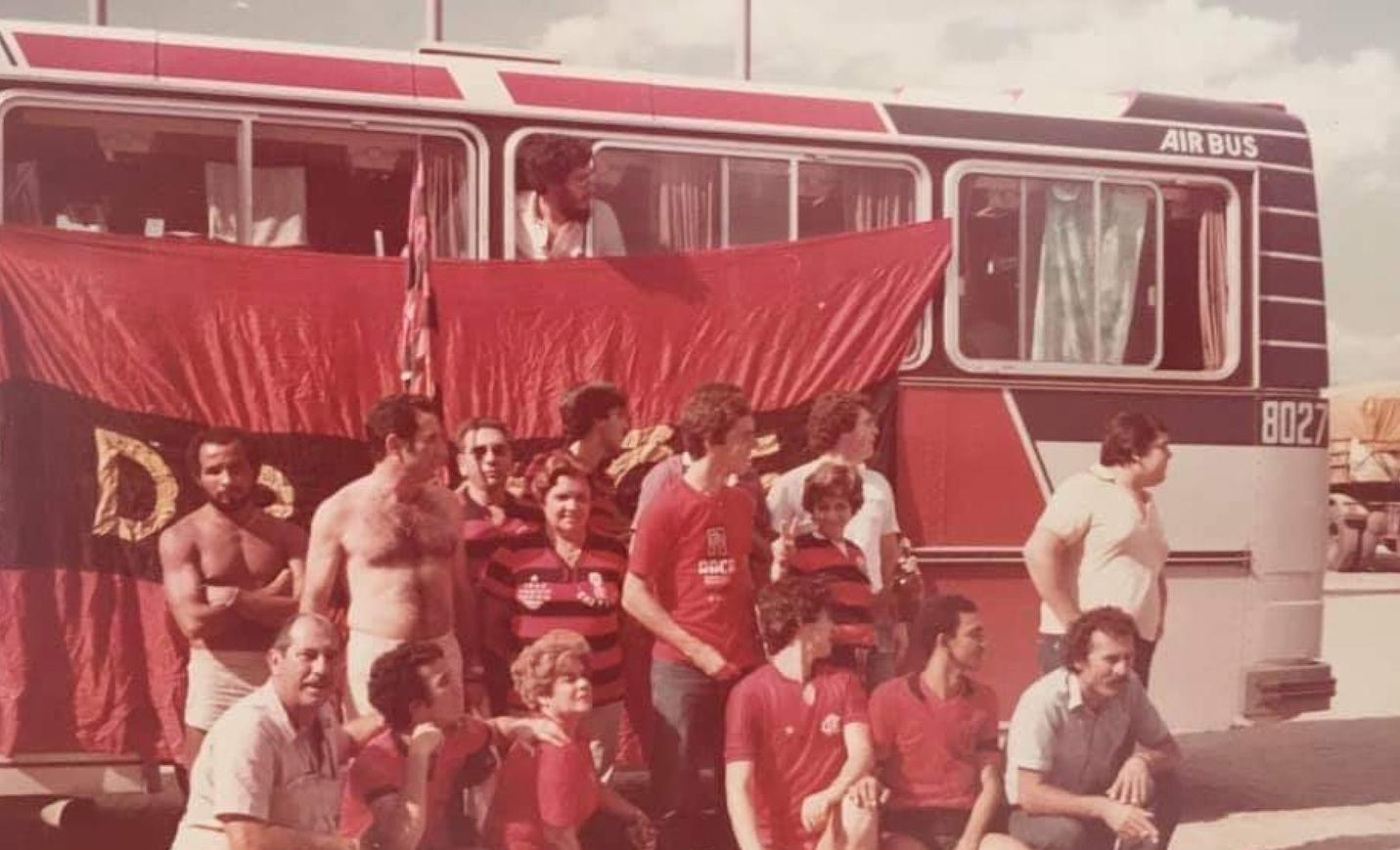 Moraes bonde Flamengo