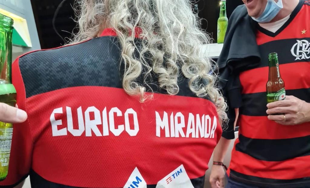 Eurico Miranda flamengo